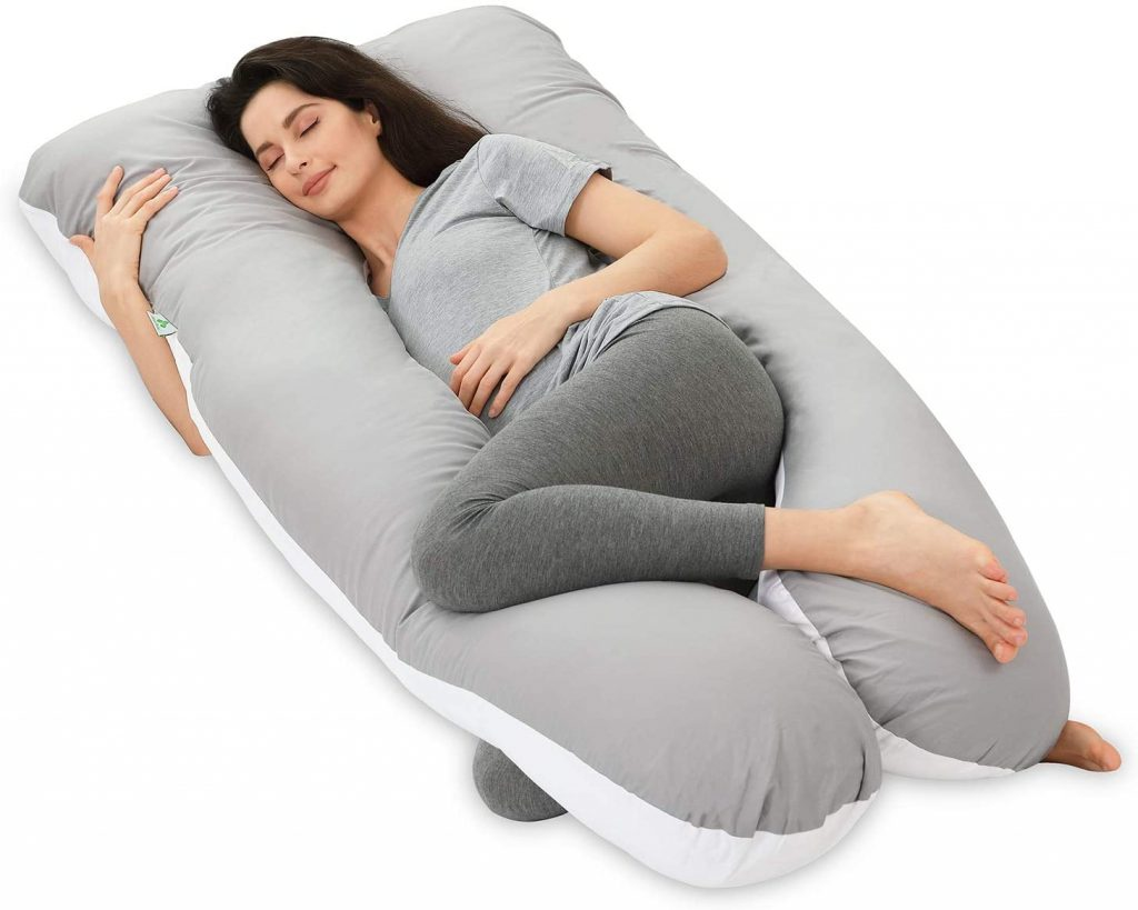 Best Pregnancy Pillow For Stomach Sleepers
